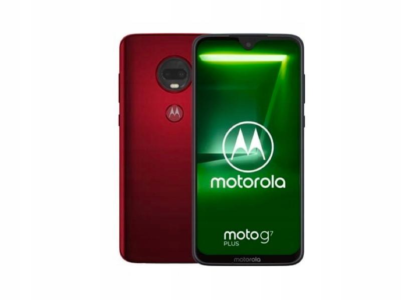Smartfon Motorola Moto G7 Plus 4/64GB Dual SIM LTE