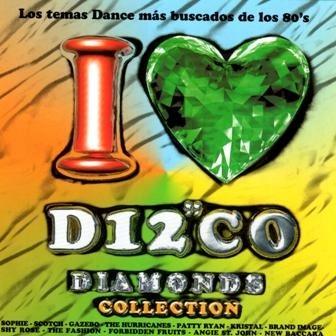 I Love Disco Diamonds Collection 23 [CD]