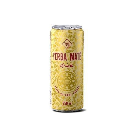 YERBA MATE Napój gazowany z ekstraktem Yerba Mate