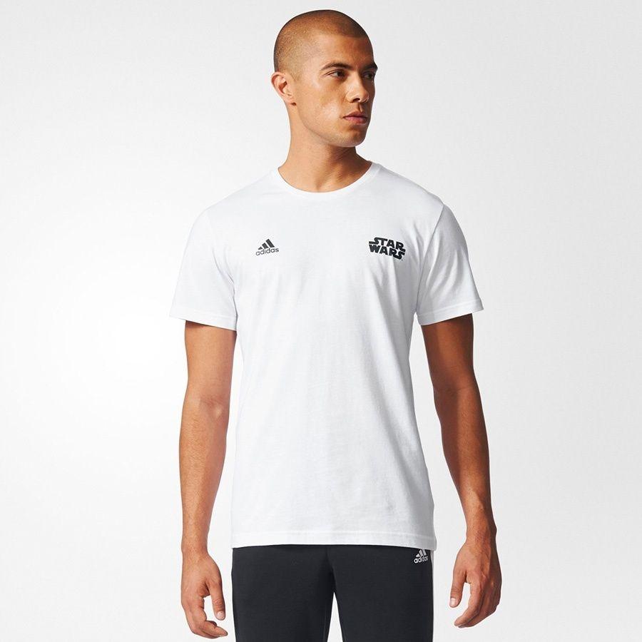 Koszulka adidas Storm Trooper CG1572 XL biały