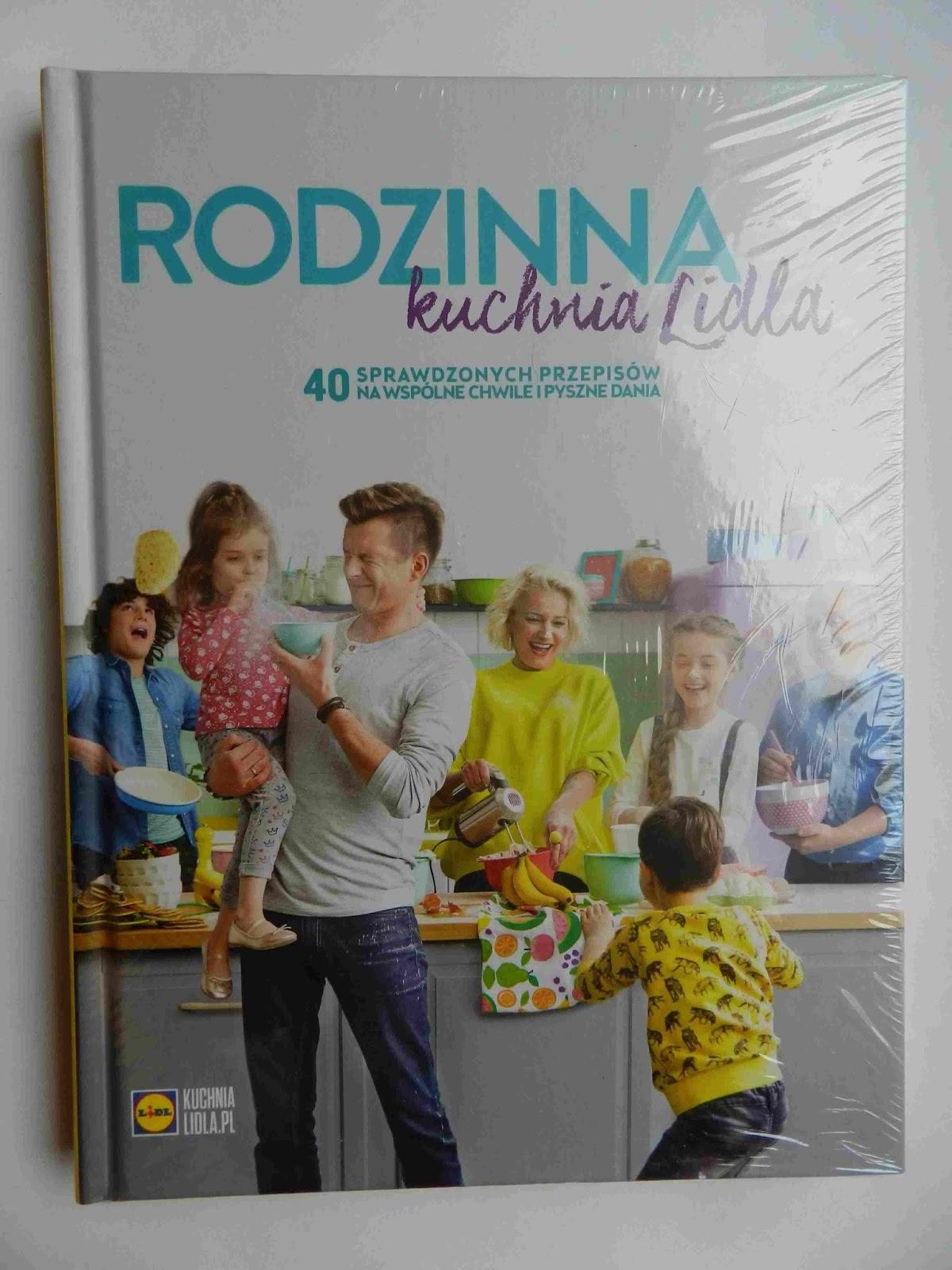 Rodzinna Kuchnia Lidla Lidl 2017 Nowa 7181255450 Oficjalne