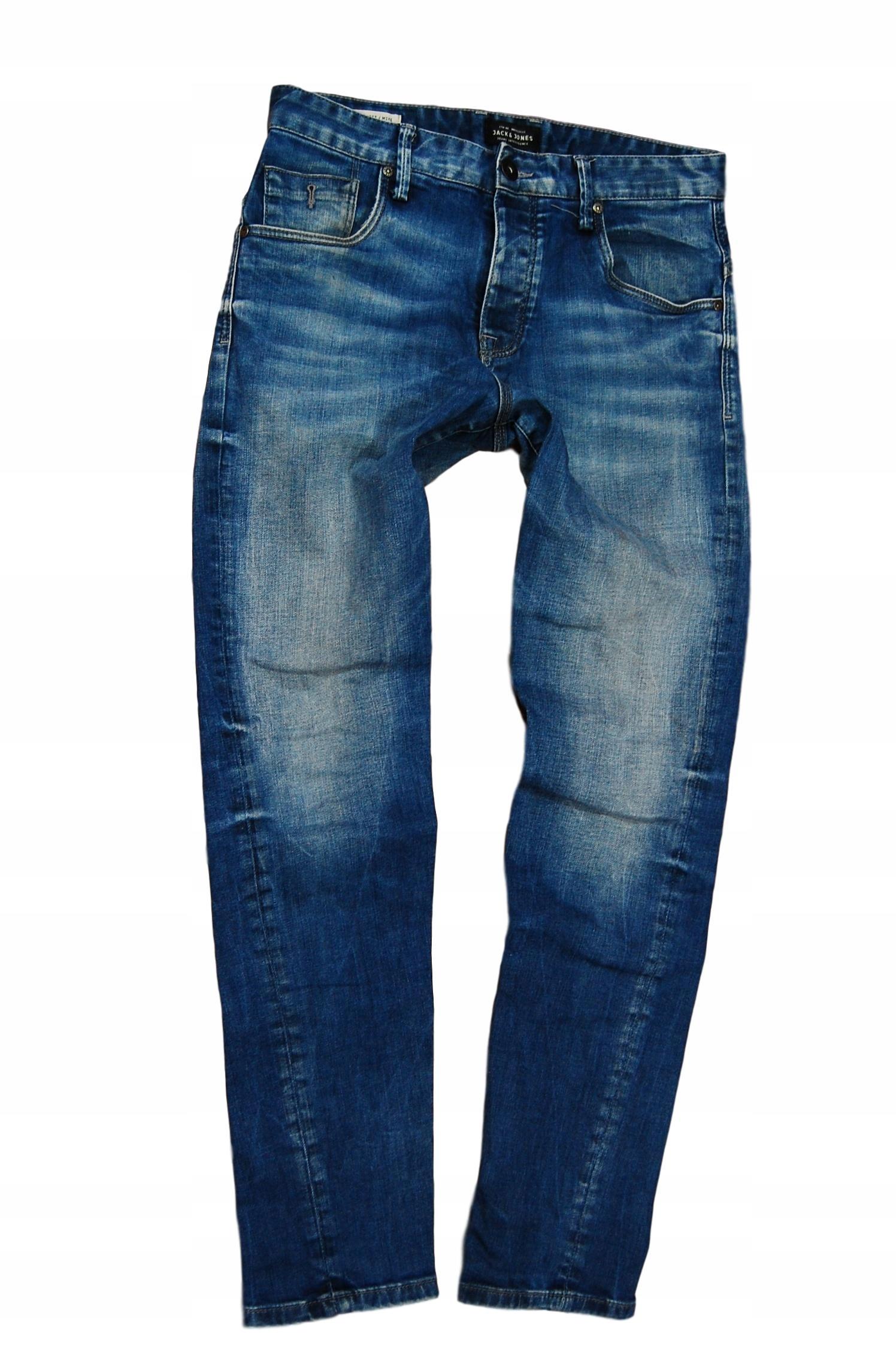 JACK & JONES extra spodnie pas 81cm W30 L32