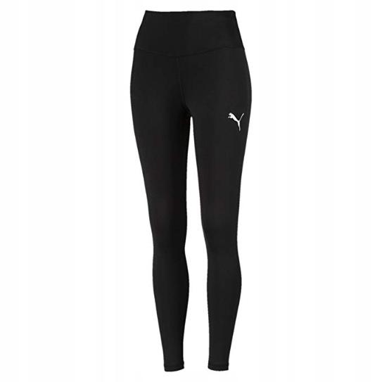 Puma Active legginsy damskie czarne XS