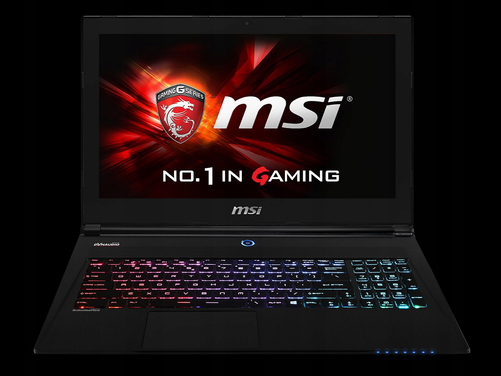 Laptop MSI GS60 6QE Ghost Pro - RAKIETA ! NÓWKA !