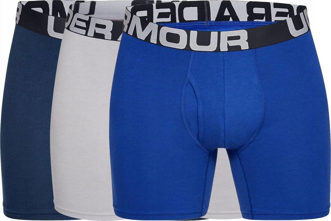 UA Charged Boxerjock 3-Pack 1327426-400 r.XL