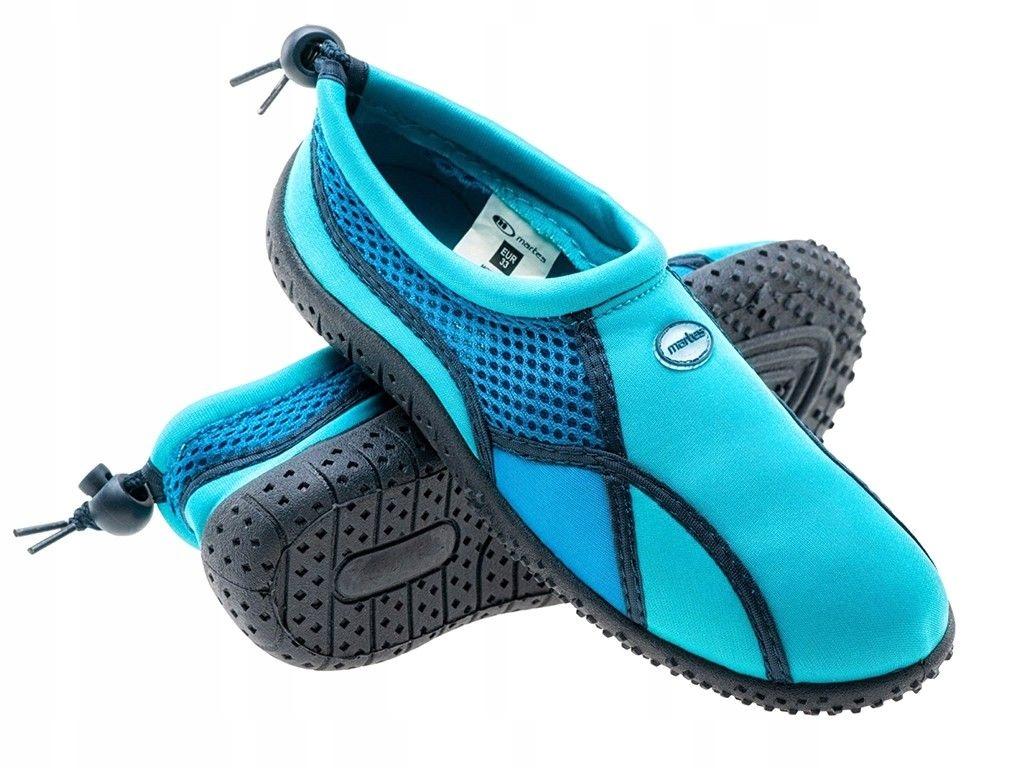 Buty do wody junior na plażę dziecięce Monedo 29