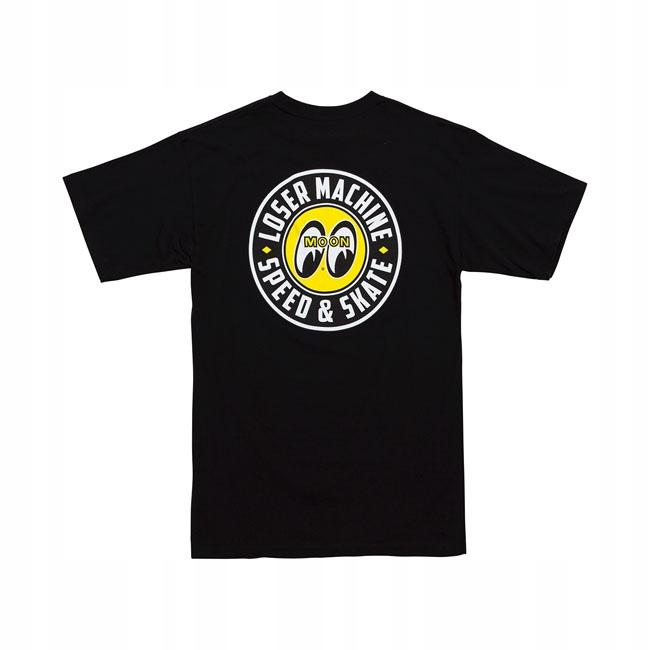 T-Shirts S Loser-Machine x Mooneyes WYPRZEDAŻ!