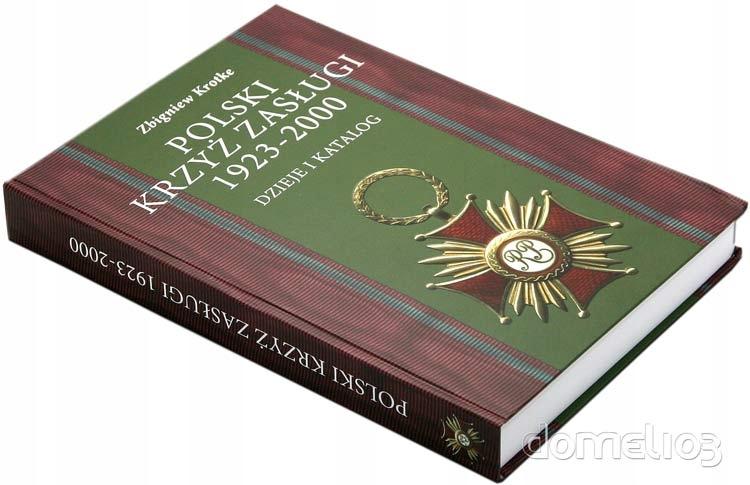 Polski Krzyż Zasługi | Zbigniew Krotke