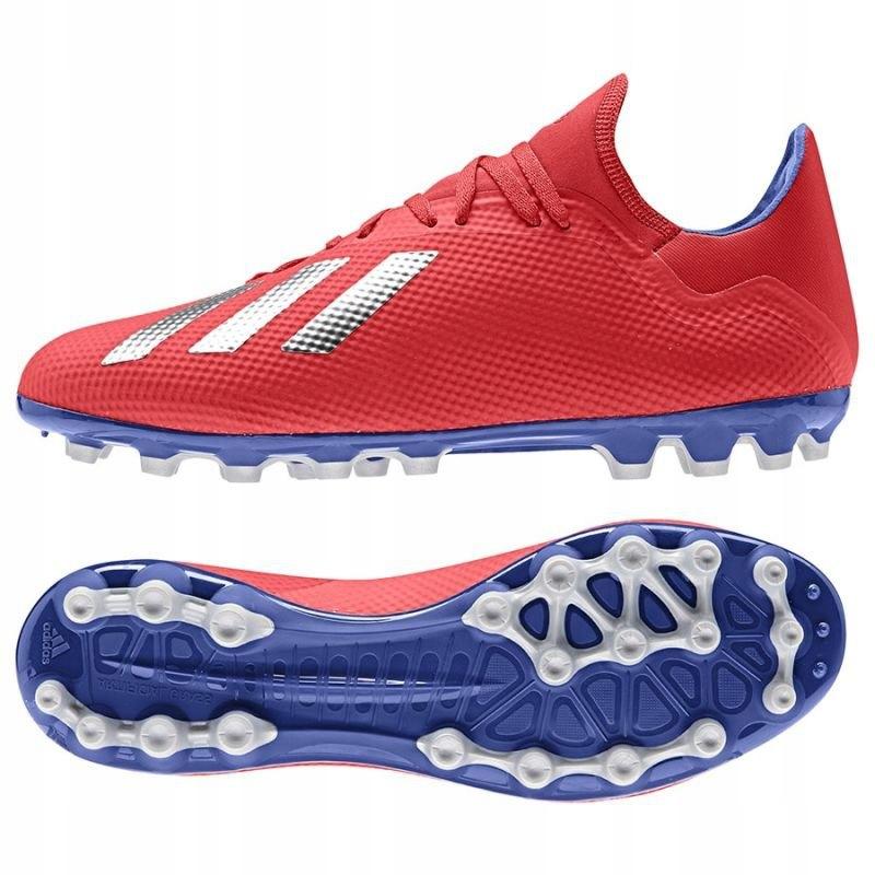 Buty piłkarskie adidas X 18.3 Ag M BC0299 r.42 2/3