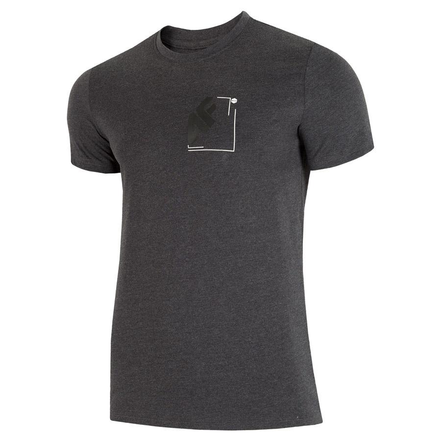 T-Shirt 4F H4L19-TSM003 23M szary M!