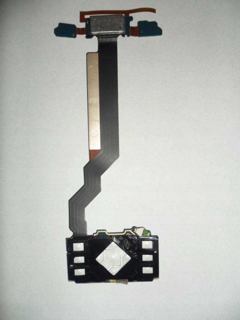 Oryginalna taśma / płyta klawiatury SE C905