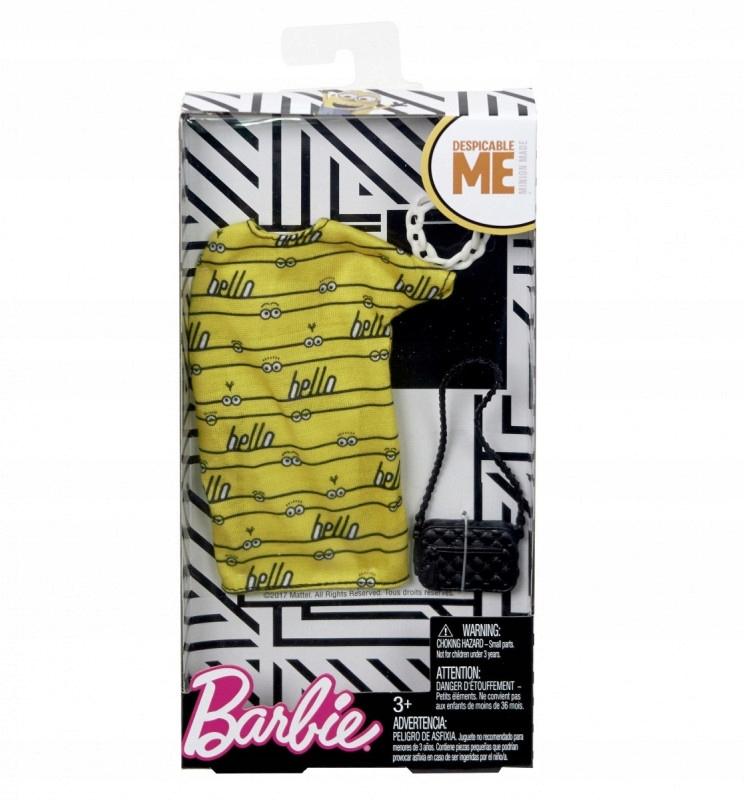 Ubranko dla Barbie Modne kreacje FKR73 GXP-685320