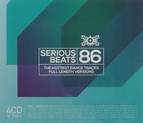 CD V/A - Serious Beats 86
