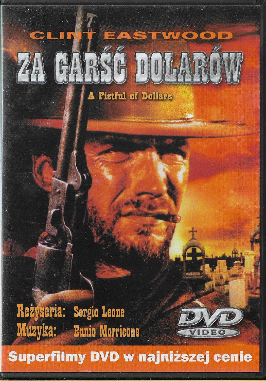 Za garść dolarów / C.Eastwood DVD NOWY