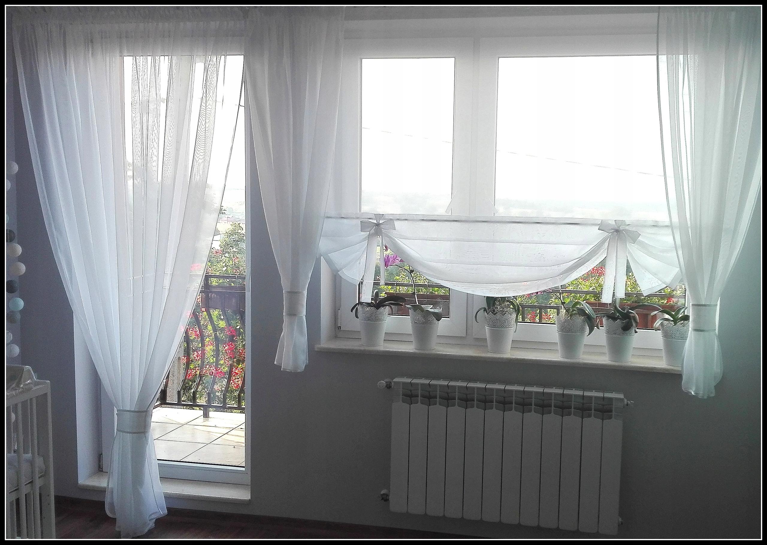 Firany Gotowe Balkon