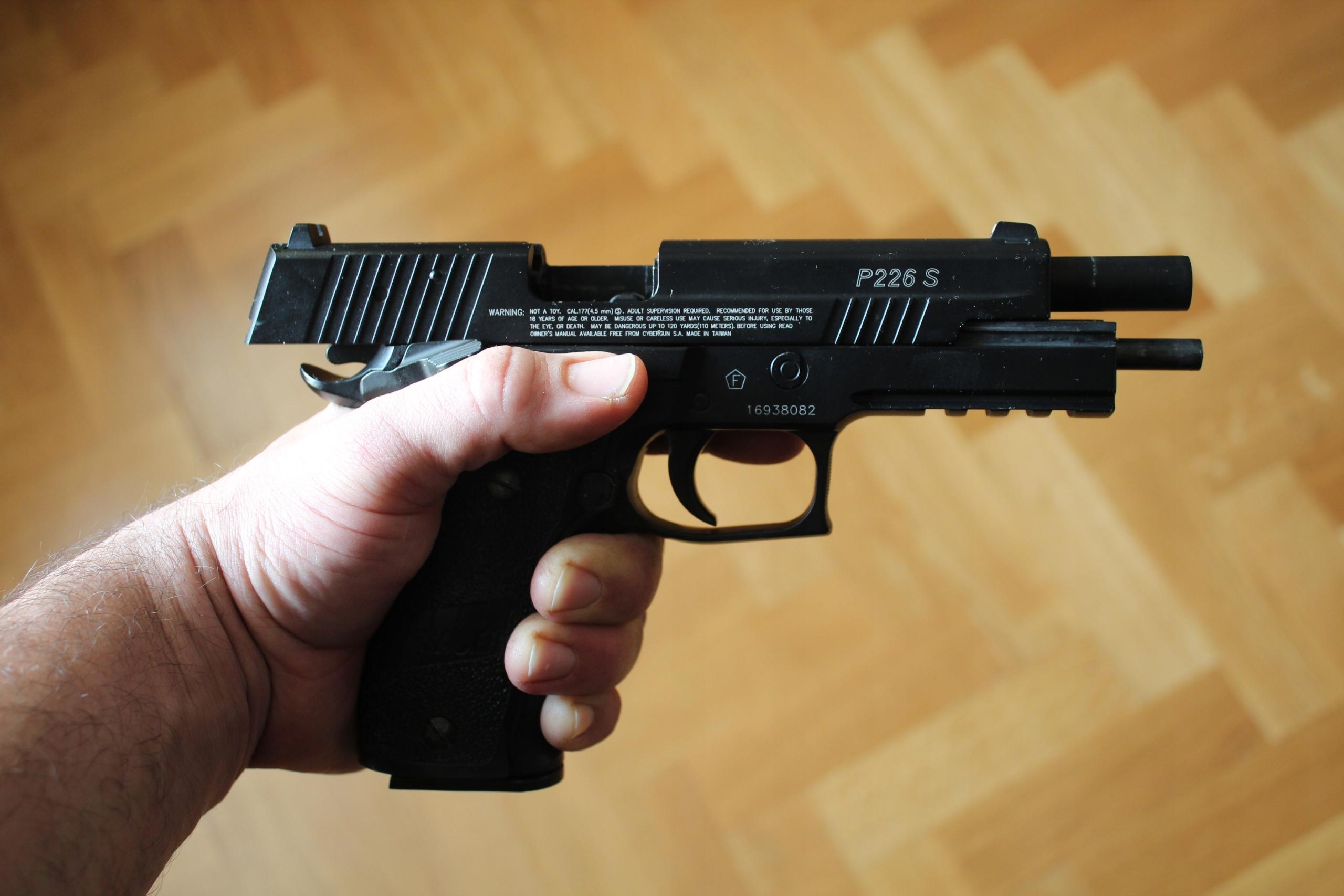 Sig Sauer P226 X-five + 2 magazynki