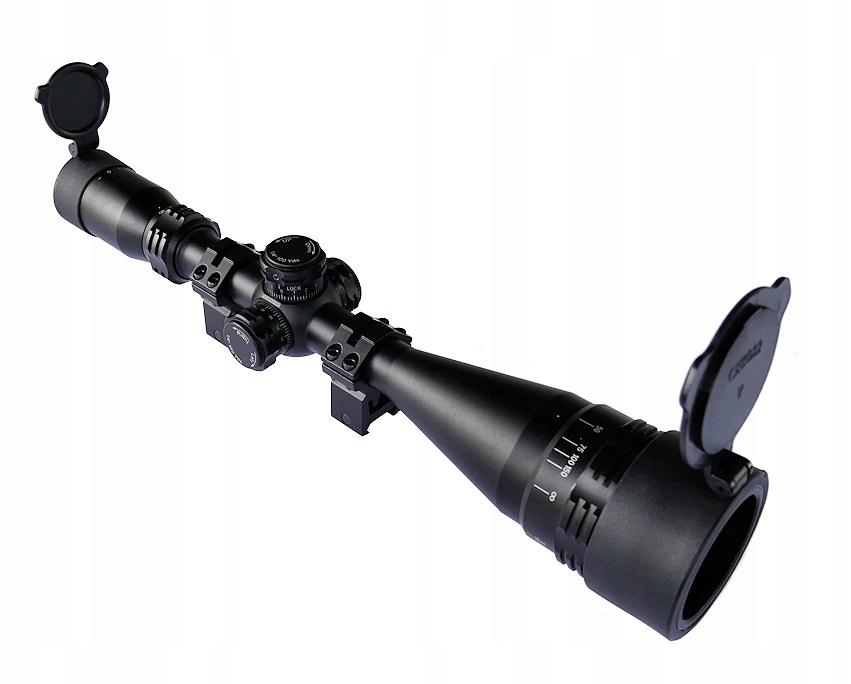 Luneta snajperska Celownik BLOG 4-16x50AO IR AZOT