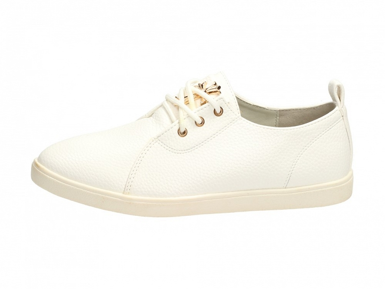 Białe tenisówki, buty damskie VICES A912-41 r40