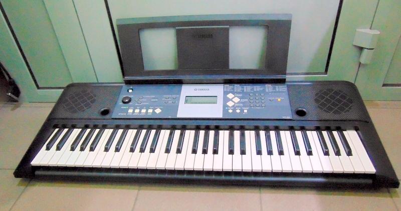 Keyboard Yamaha Ypt 230 Zasilacz 7930020729 Oficjalne