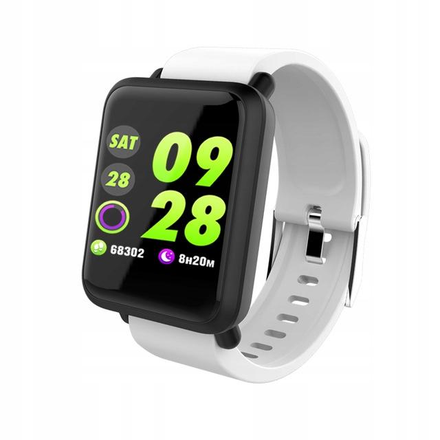 Zegarek SMARTBAND smartwatch bluetooth 8 KOL