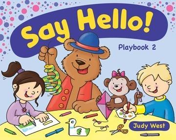 Say Hello 2. Playbook - Judy West