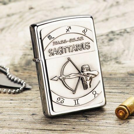 Zapalniczka Zippo Sagittarius znak zodiak Strzelec