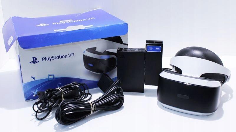 OKULARY GOGLE SONY PLAYSTATION VR