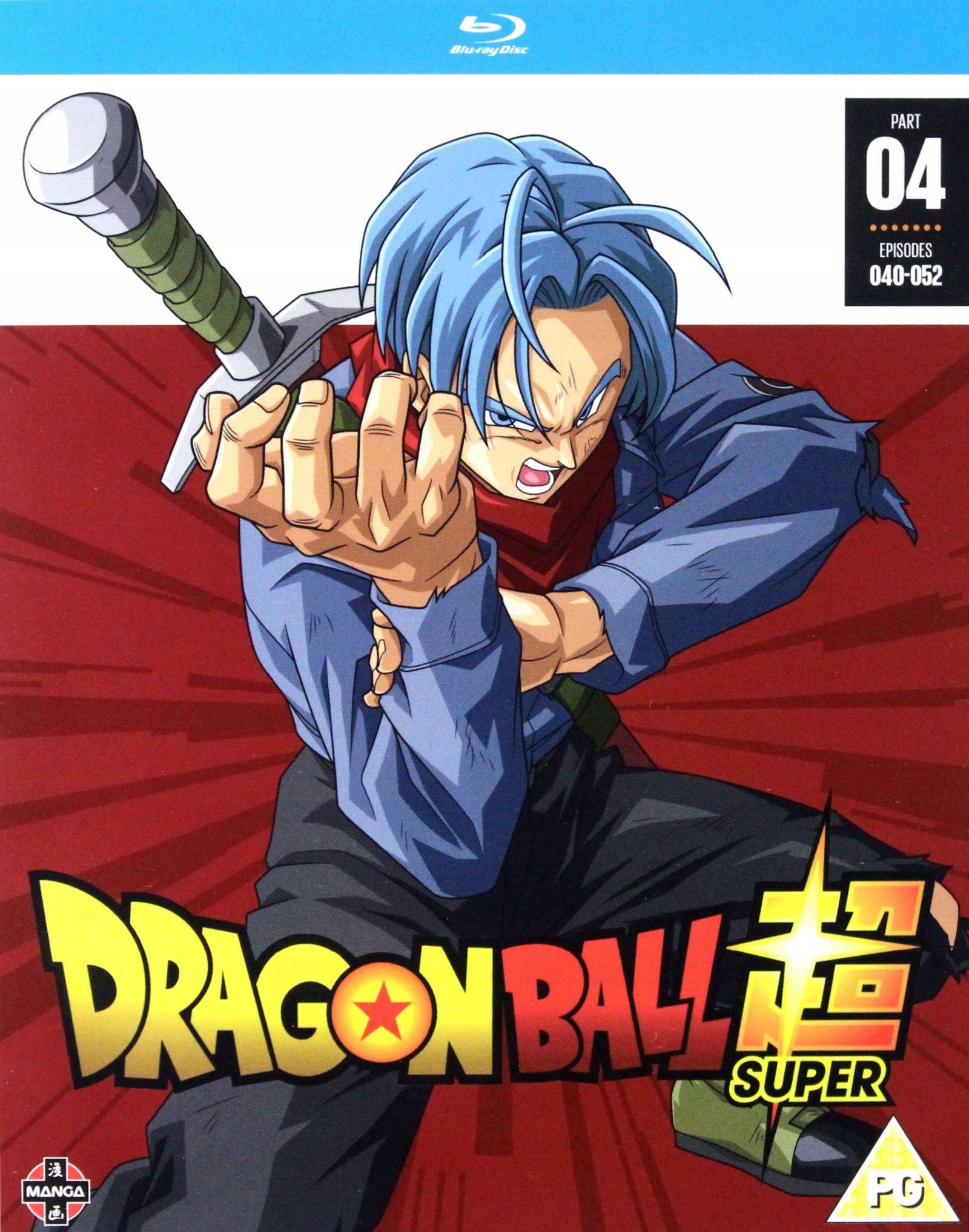DRAGON BALL SUPER PART 4 (EPISODES 40-52) (EN) 2XB