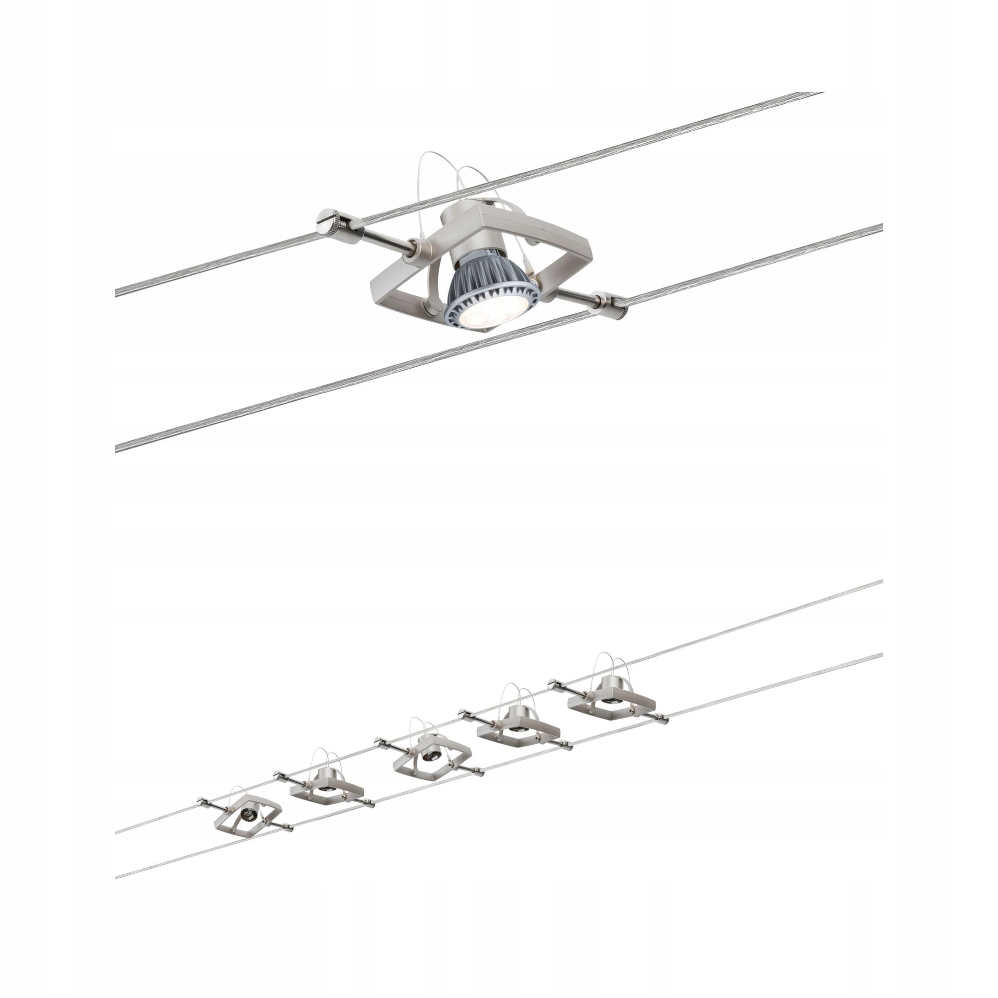 System linkowy MAC II 5xGU5,3 Paulmann 94135