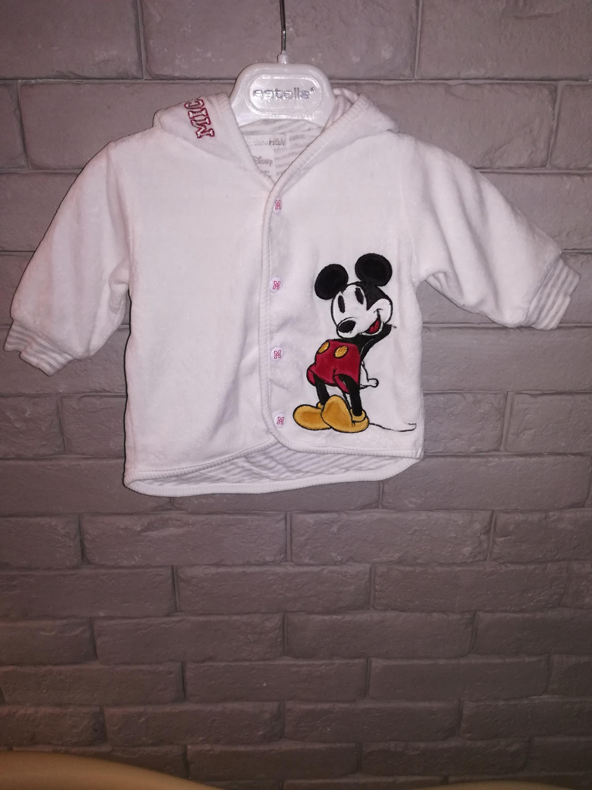 Bluza H&m rozm 62 Disney
