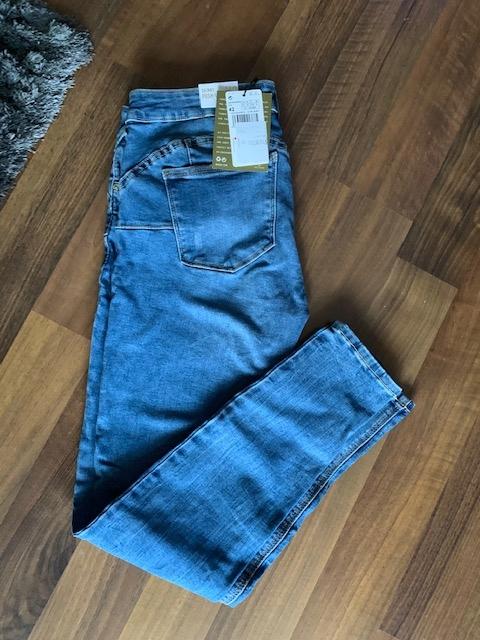jeansy Mango rozmiar 42 nowe