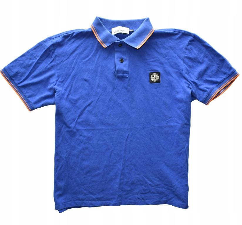 STONE ISLAND XL/XXL Slim Fit koszulka polo