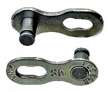 Spinka łańcucha KMC automat 6,05mm 10 rzęd.