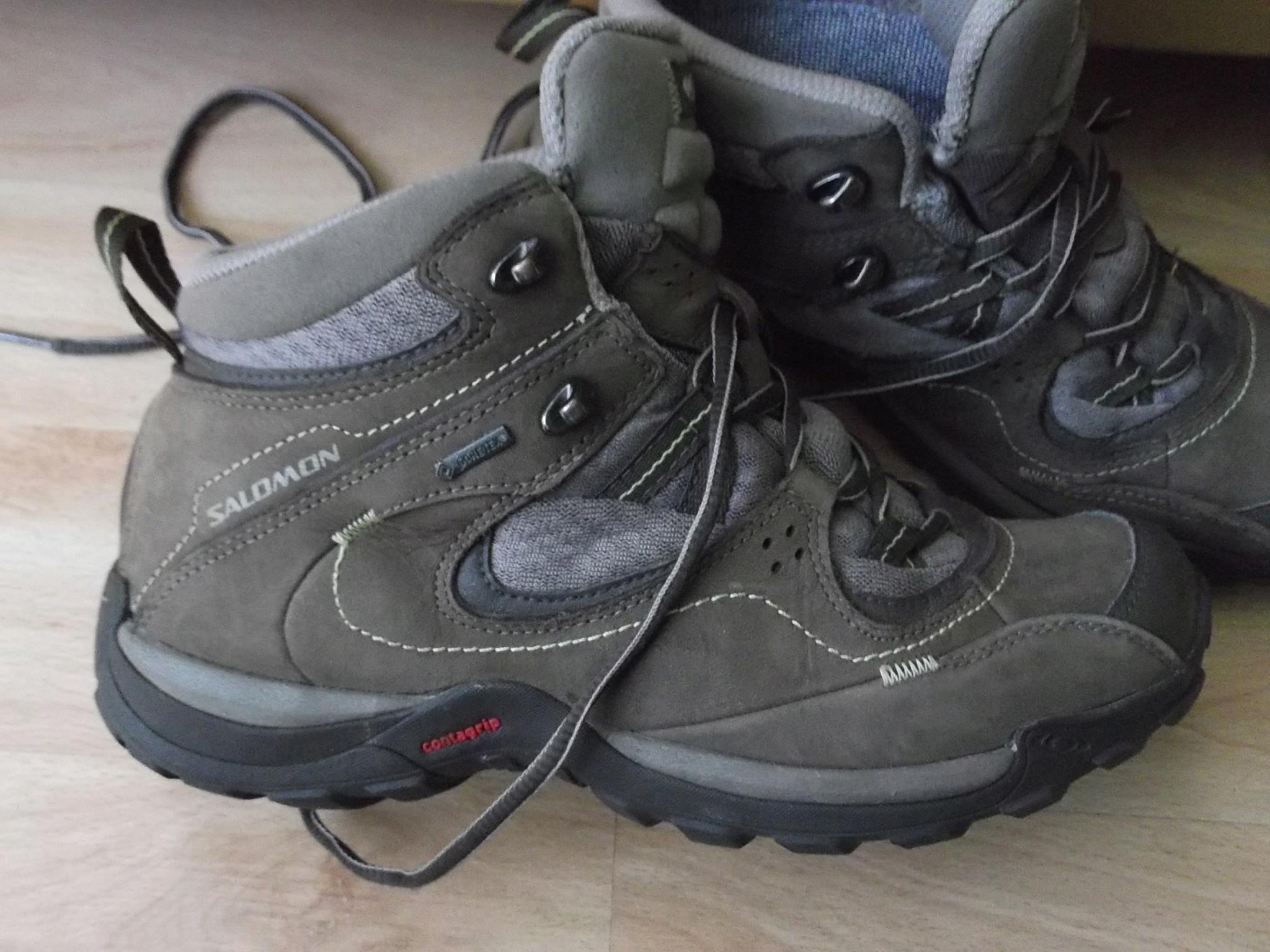 SALOMON ELIOS MID3 damskie buty turystyczne 38'2/3