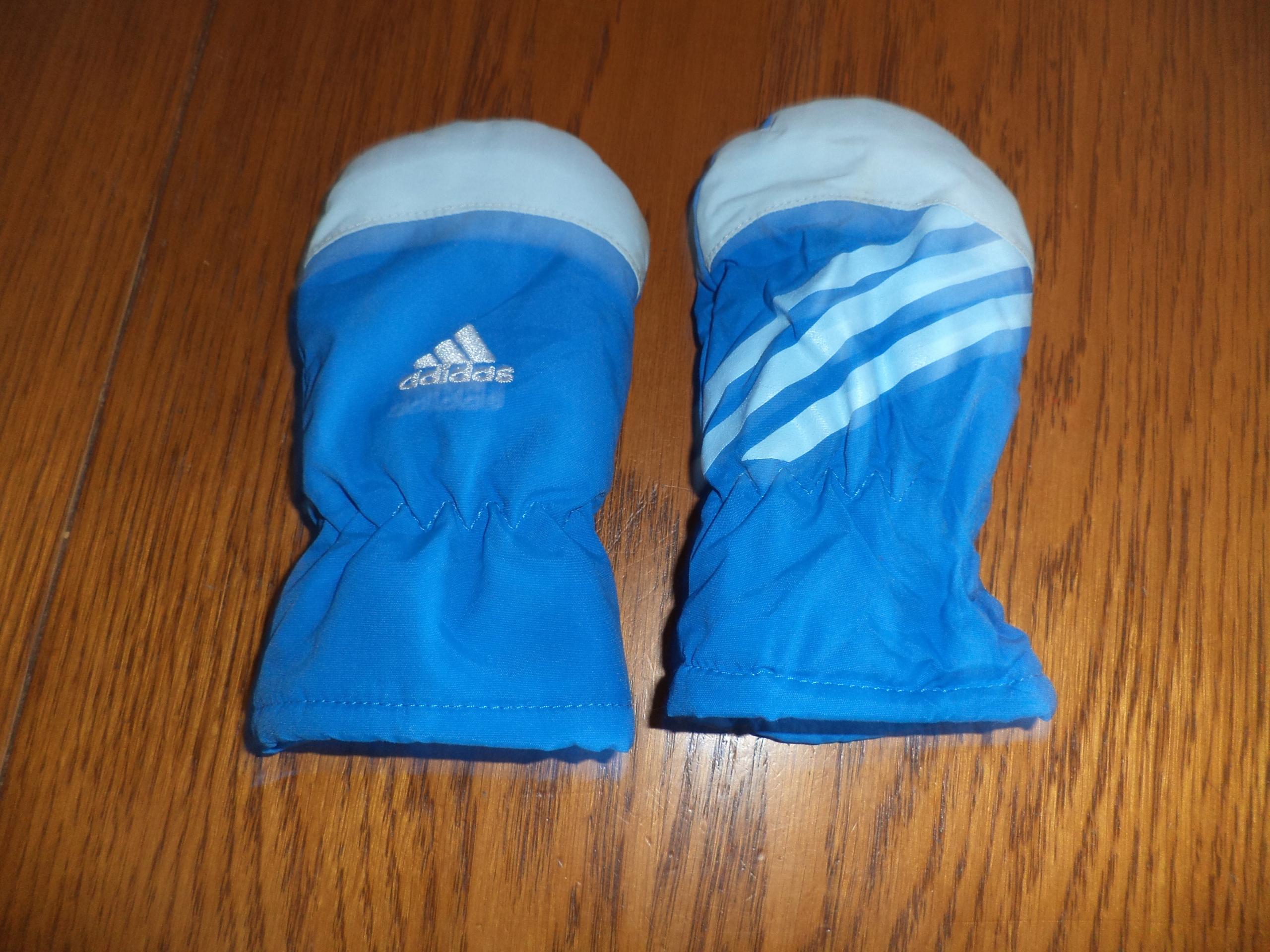 Rękawiczki zimowe ADIDAS r.12 m 80