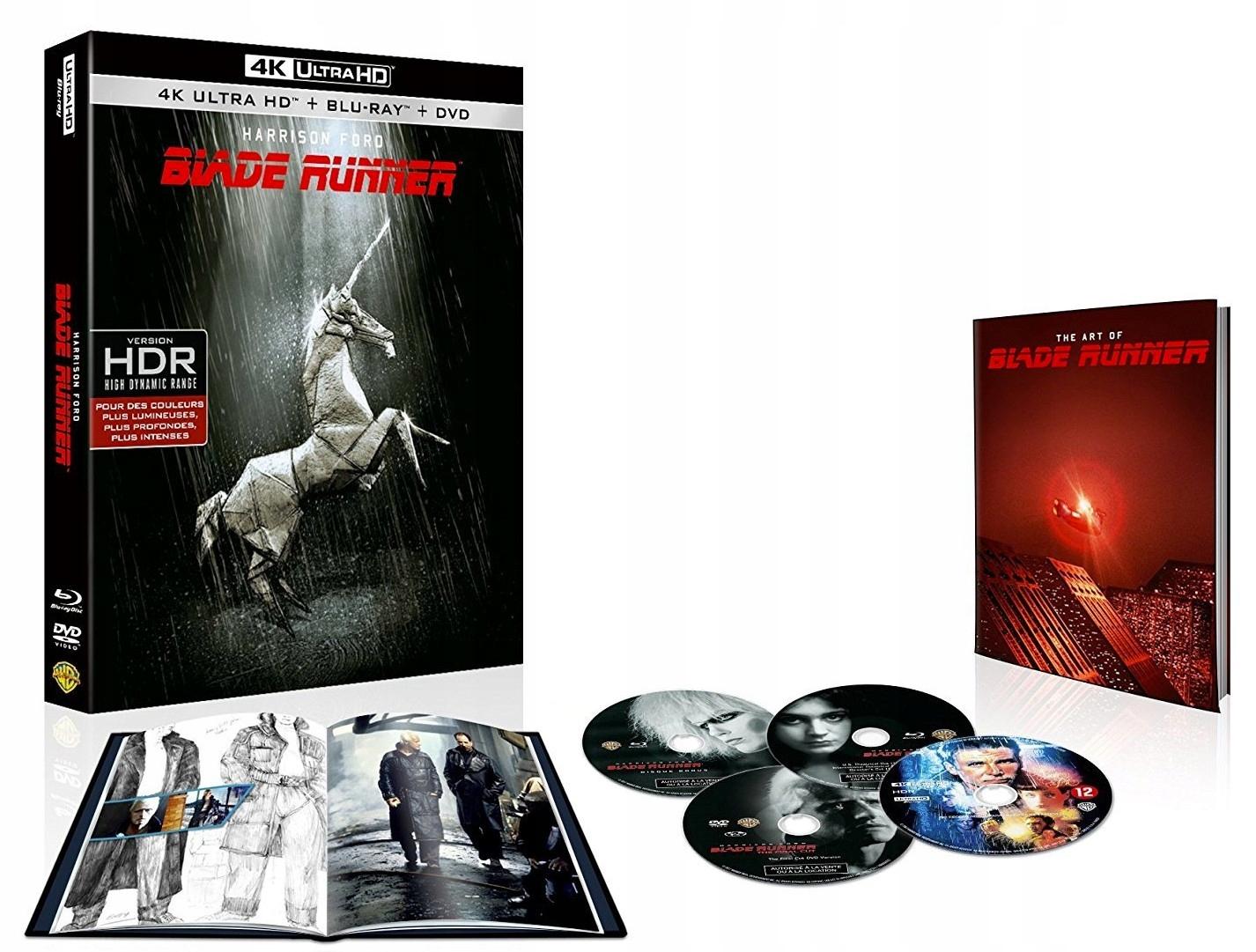 Łowca androidów / Blade Runner 4K UHD Blu-ray - PL