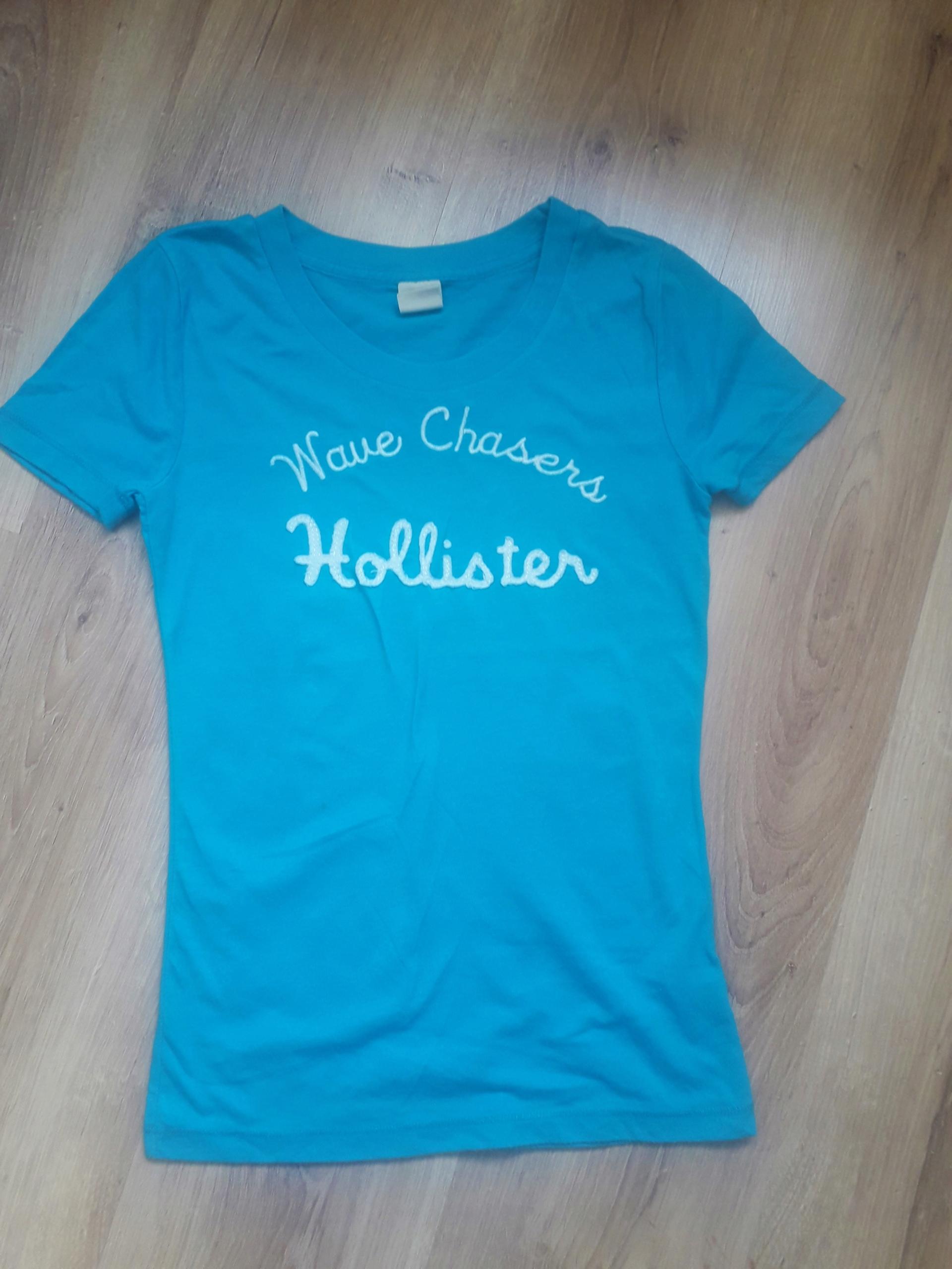HOLLISTER bluzka t-shirt rozm. S 36