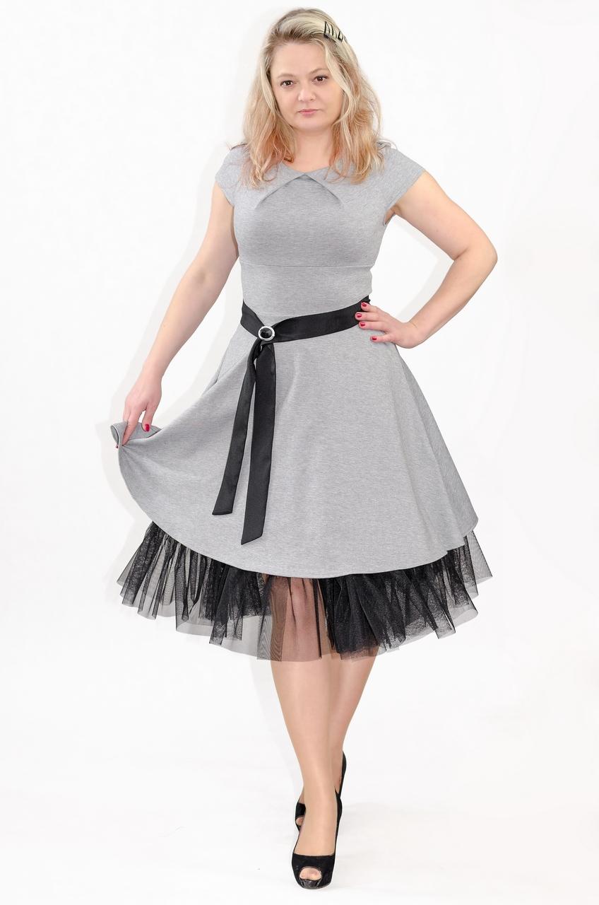 522d11cd40 Sukienka plus size r. 42 Komunia