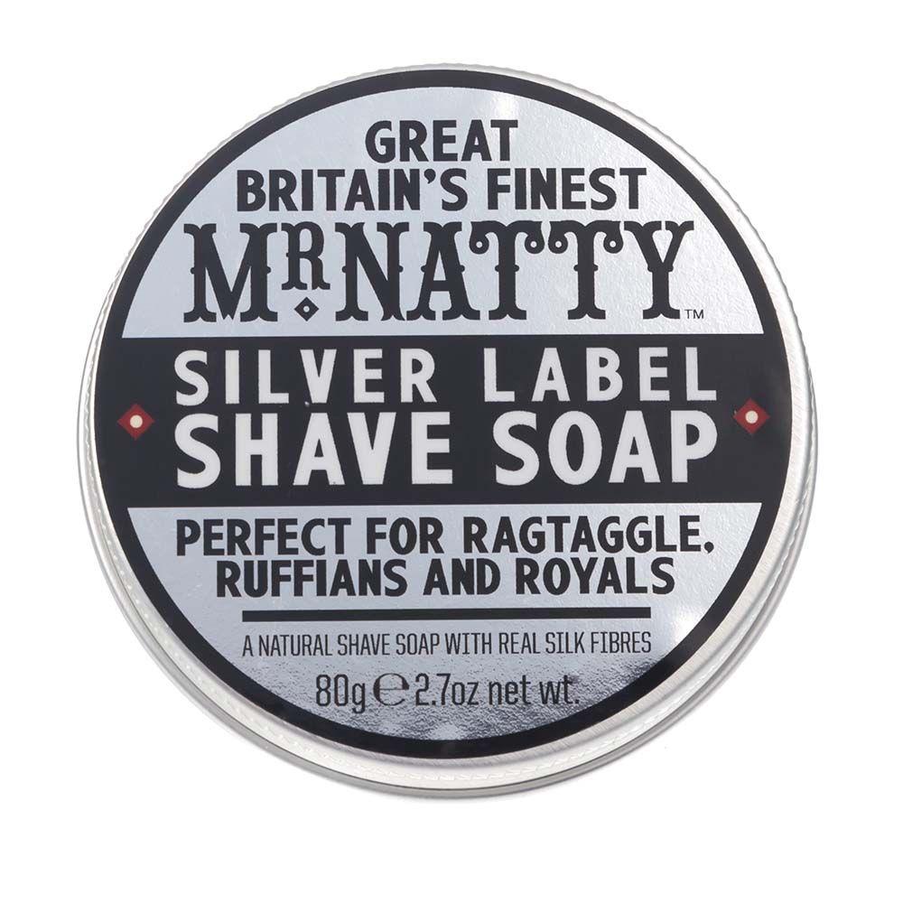 Mydło do golenia Silver Label Shave Soap 80g