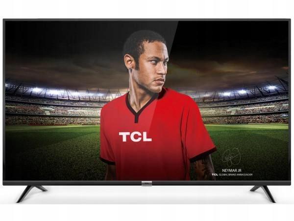 Telewizor TCL U50DP600 UHD SmartTV uszkodzony
