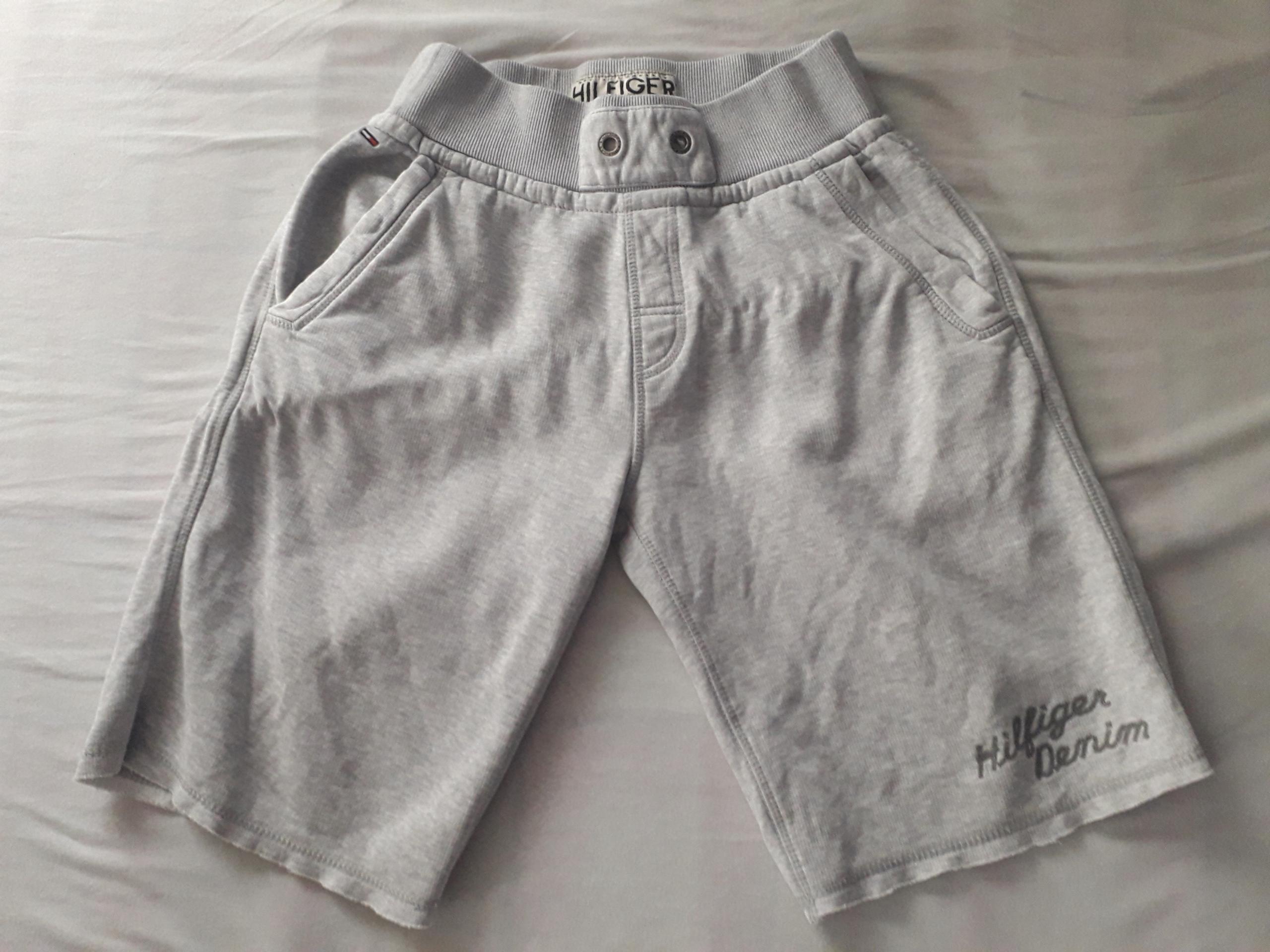 Spodnie spodenki Tommy Hilfiger dresowe roz. S