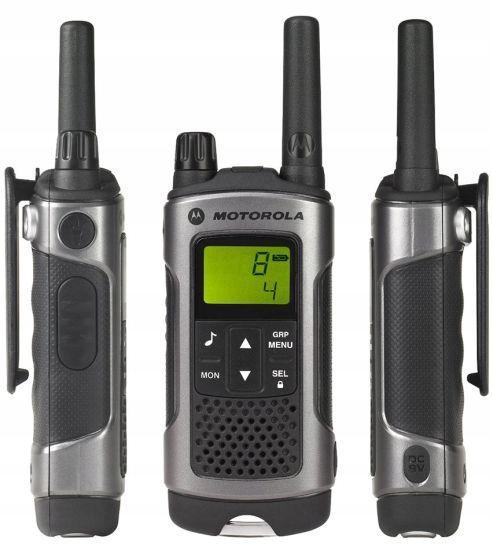 Motorola TLKR T80 zas 10 km