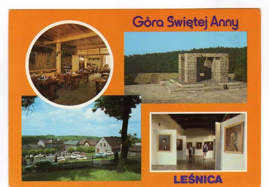 GÓRA ŚWIĘTEJ ANNY, LEŚNICA - 66-Z-214