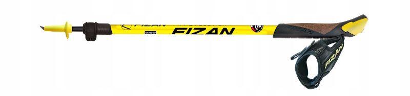 Fizan Revolution kije nordic walking