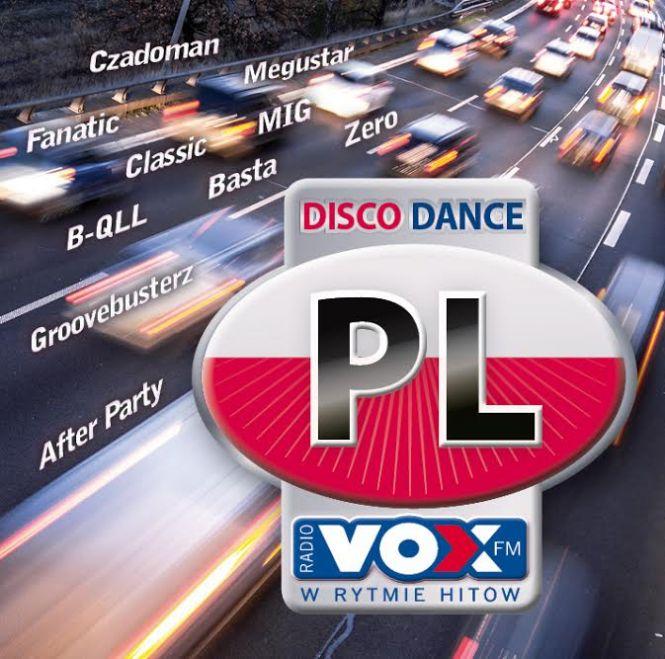 DISCO DANCE PL W RYTMIE HITÓW VOX FM