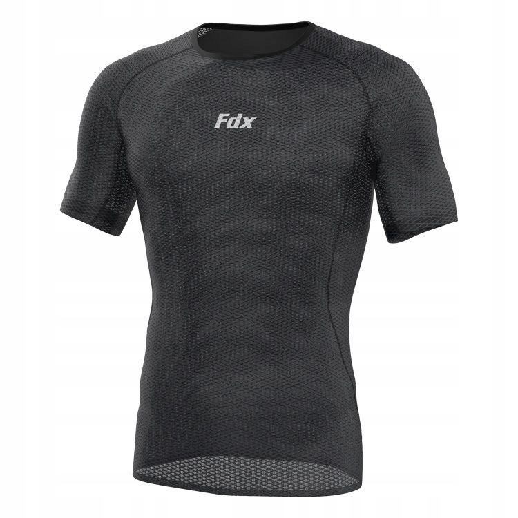 FDX 1040 meshowa potówka koszulka krótki rękaw r.M