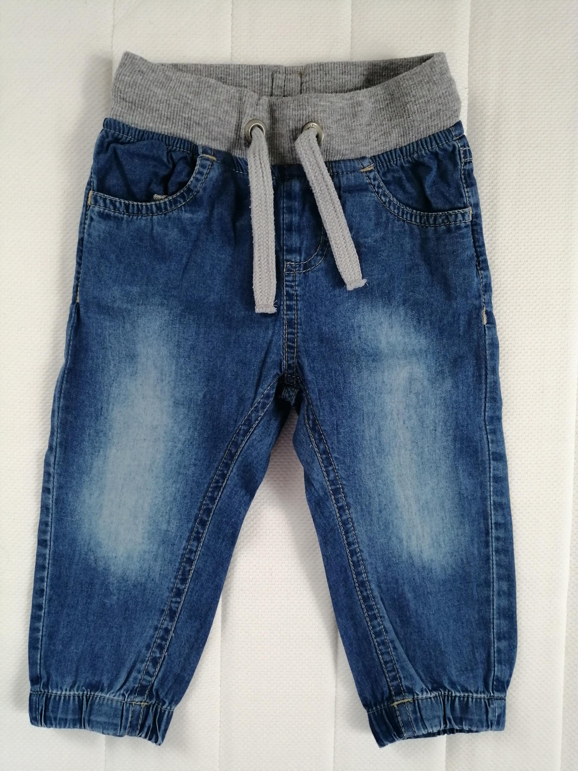 CoolClub spodnie jeansowe rozm 80