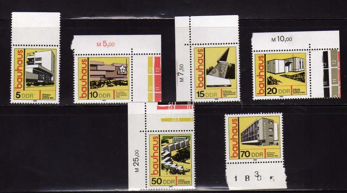 DDR - 2508 - 13 ** 1980 r