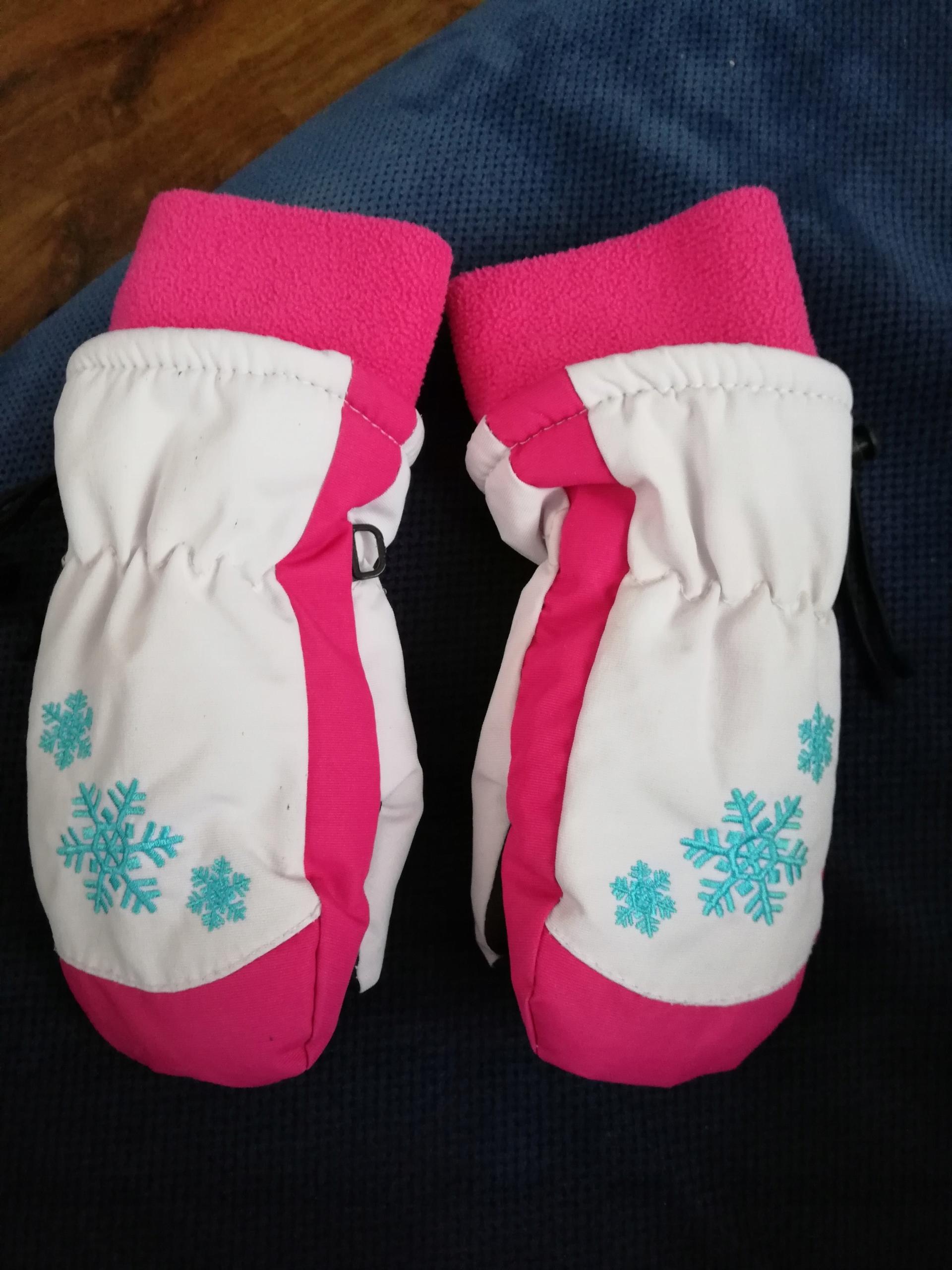 Rękawiczki narciarskie dziecięce S
