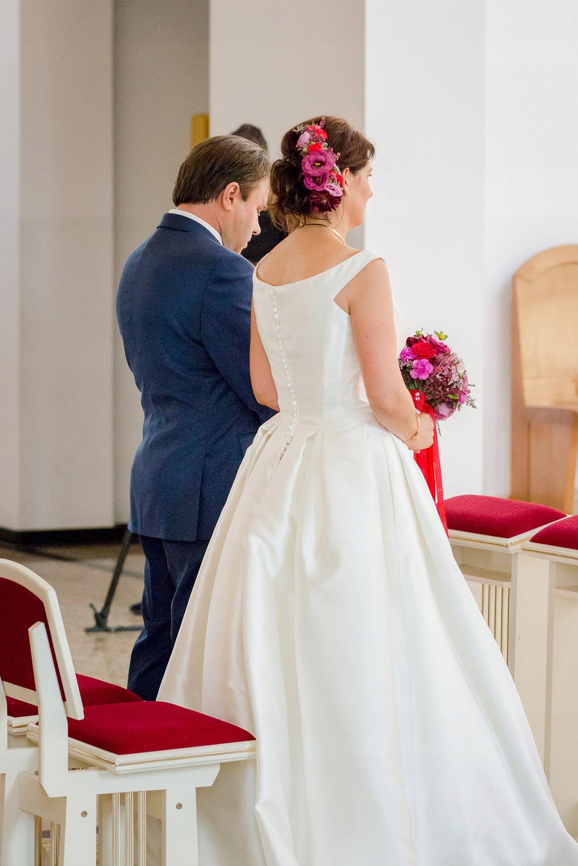 a628bcb263 Suknia ślubna AIRE BARCELONA - ORYGINALNA - 7669235892 - oficjalne ...
